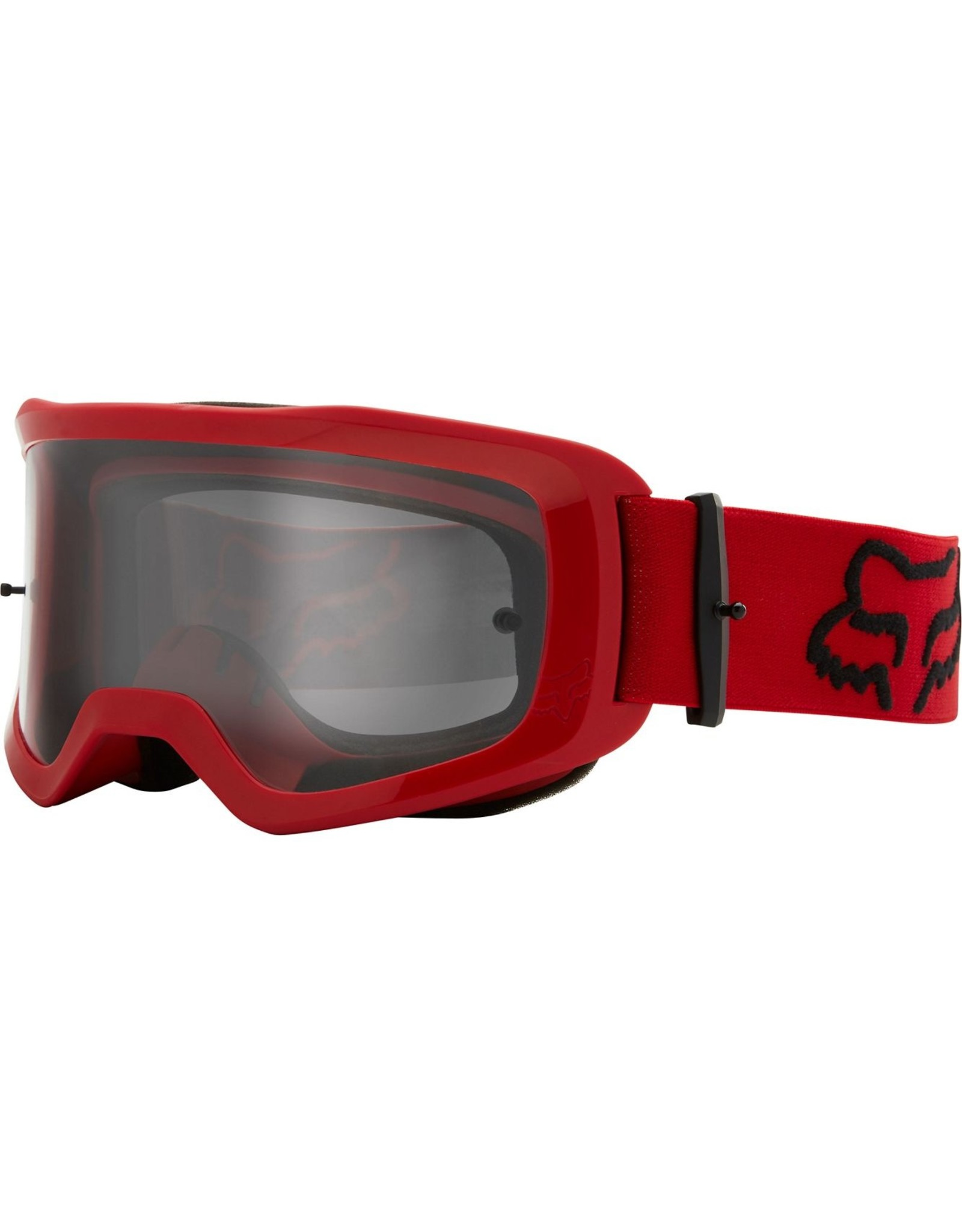 Fox Racing Youth Main Stray Goggle Flame Red