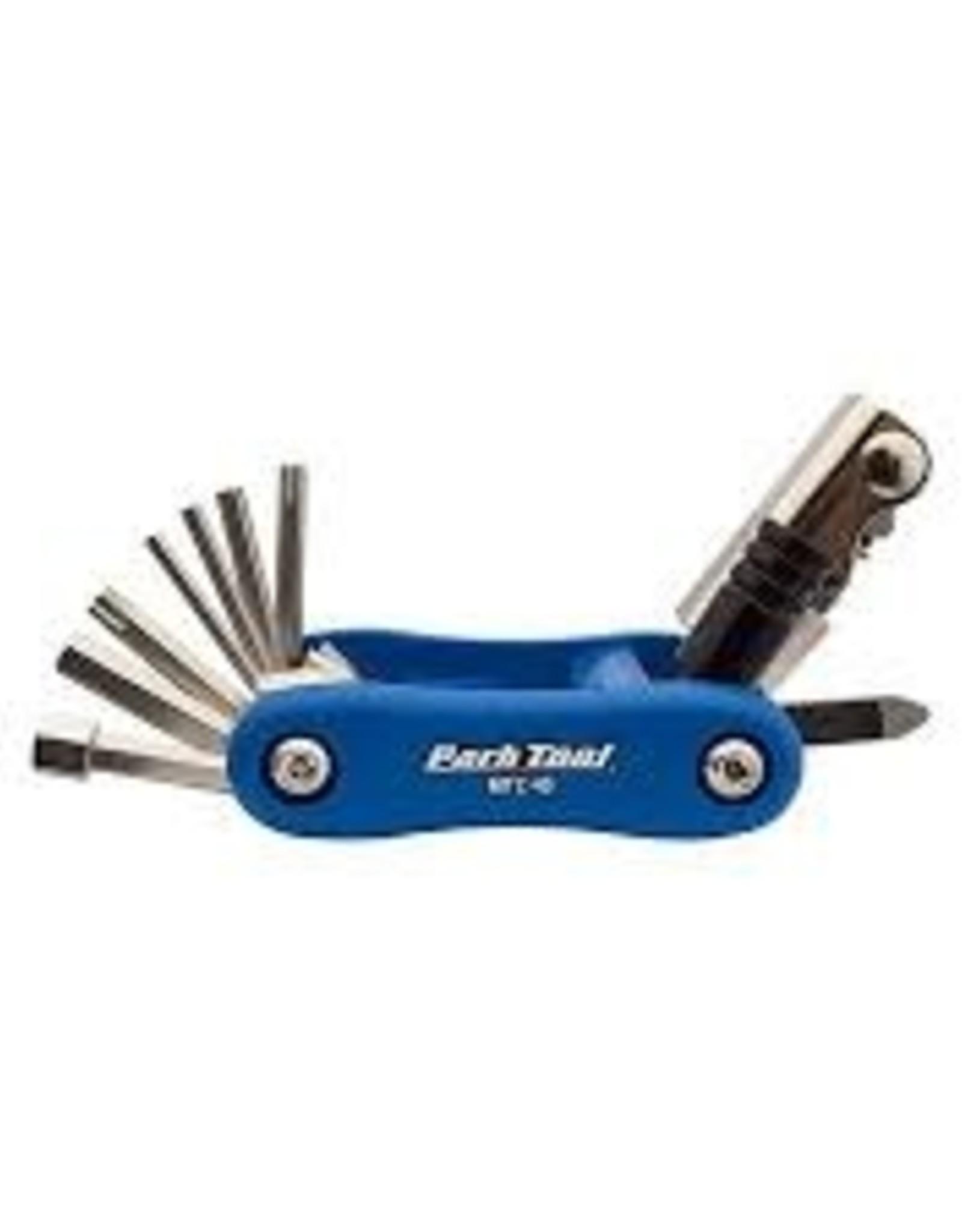 Park Tool MTC-40 Composite Multi-Function Tool