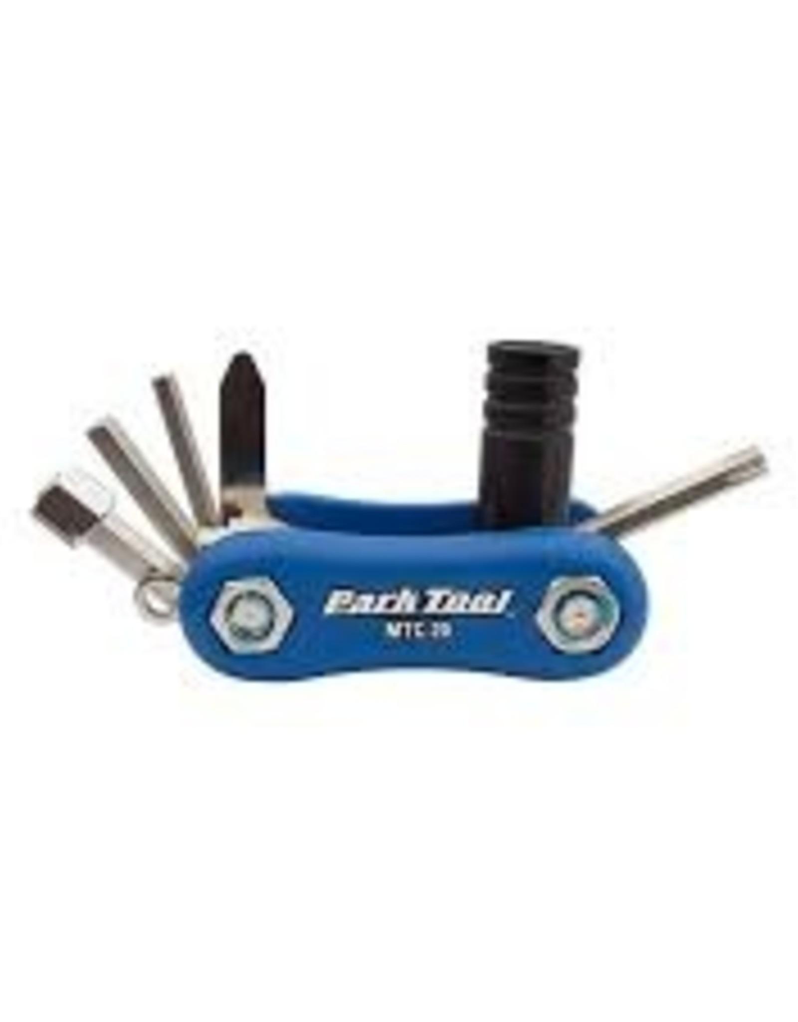 Park Tool  MTC-20 Composite Multi-Function Tool
