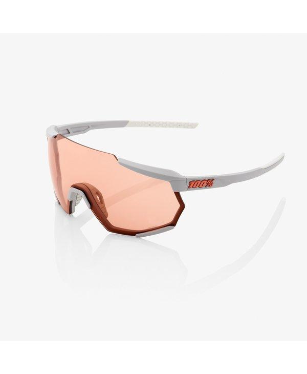 100% Racetrap, HiPer Coral Lens