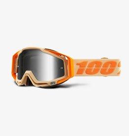 100% Racecraft Goggles, Sahara