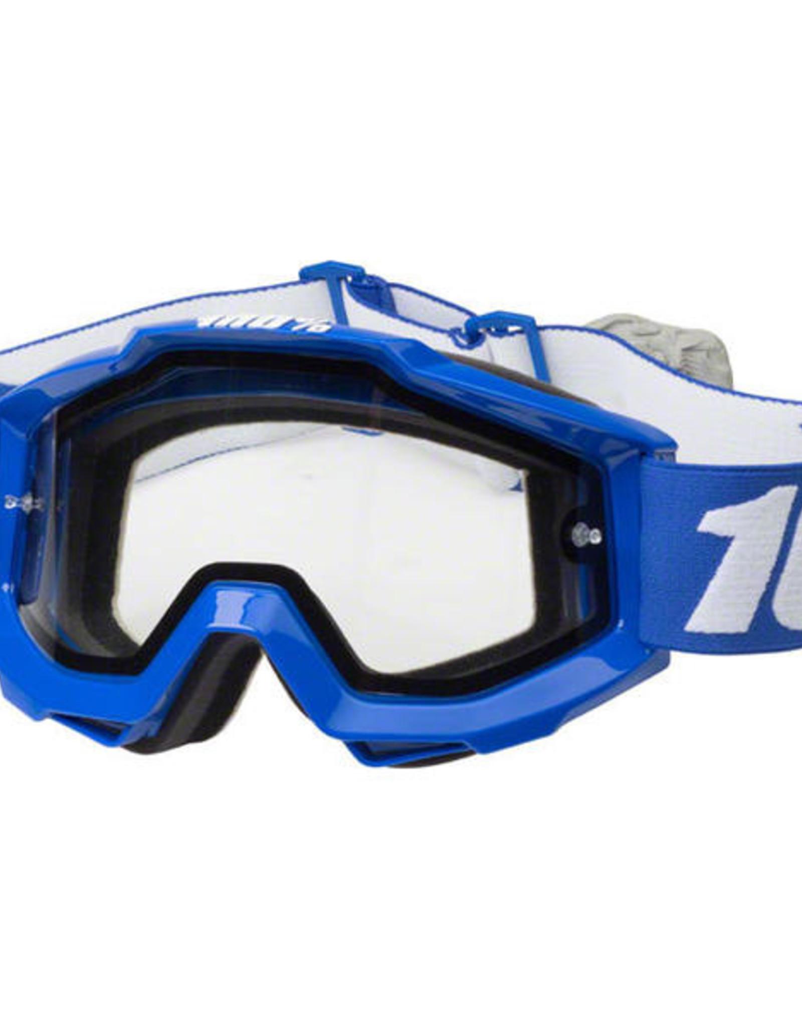 100% Accuri Enduro MTB Goggles, Blue