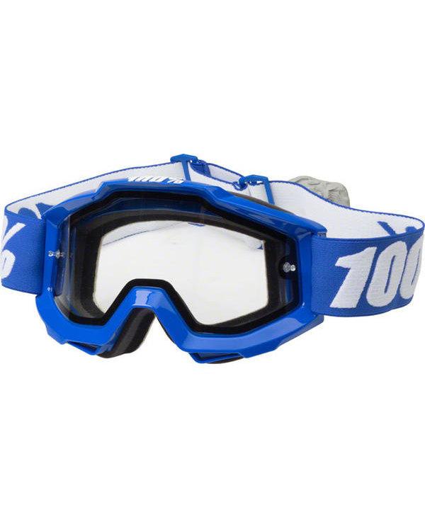 Accuri Enduro MTB Goggles, Blue