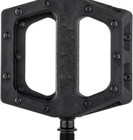 """DMR V11 Pedals - Platform, Composite, 9/16"""", Black"""