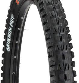 Maxxis Minion DHF Tire - 27.5 x 2.6, Tubeless, Folding, Black, 3C Maxx Terra, EXO+