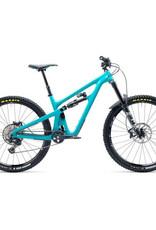 Yeti Cycles SB150 ,C1, Turquoise, Large