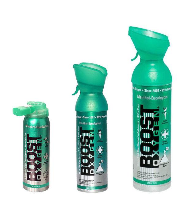 Boost Oxygen 95%