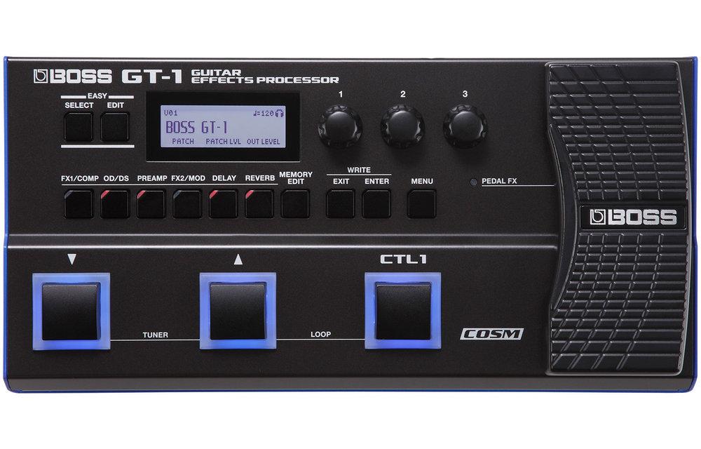 BOSS GT-1 Guitar FX Processor