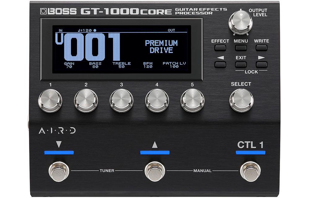 BOSS GT-1000CORE Guitar FX Processor