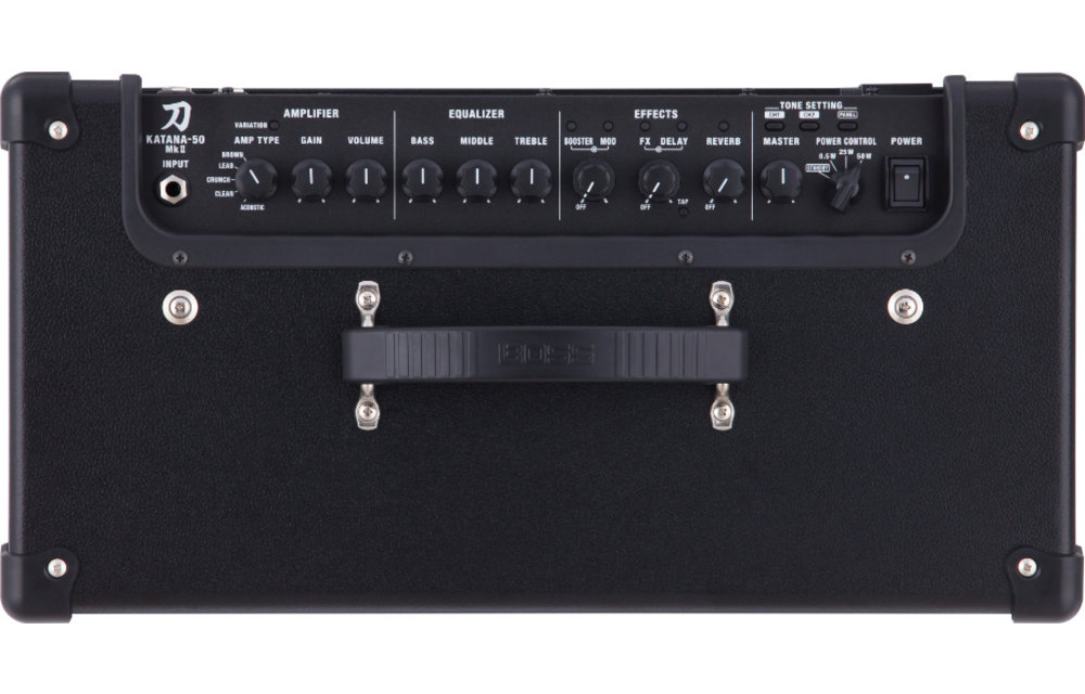 BOSS Katana-50 MkII Combo Amplifier