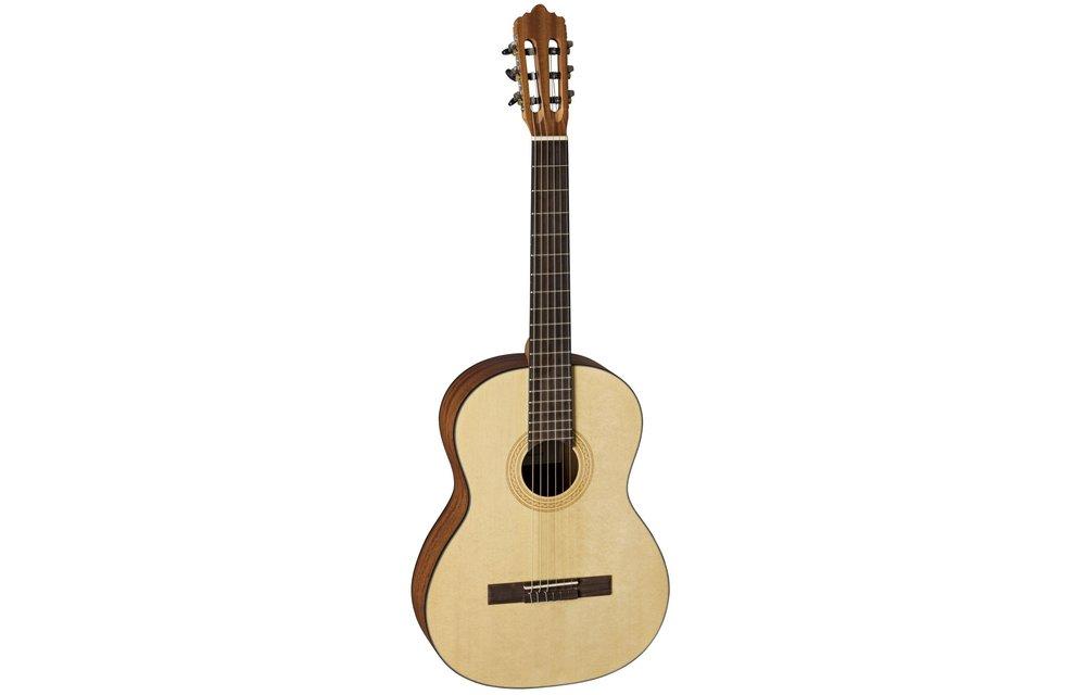 La Mancha Rubinito LSM Spruce/Mahogany Classical Guitar