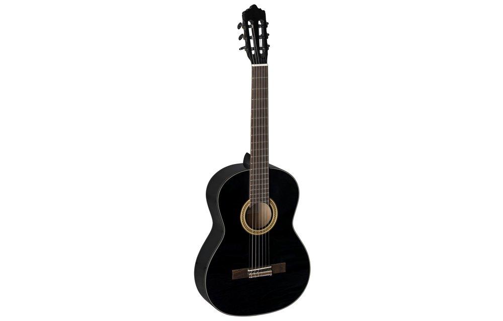 La Mancha Perla Negra CER Classical Guitar
