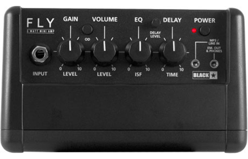 Blackstar Fly 3 Watt Compact Mini Guitar Amplifier with Effects
