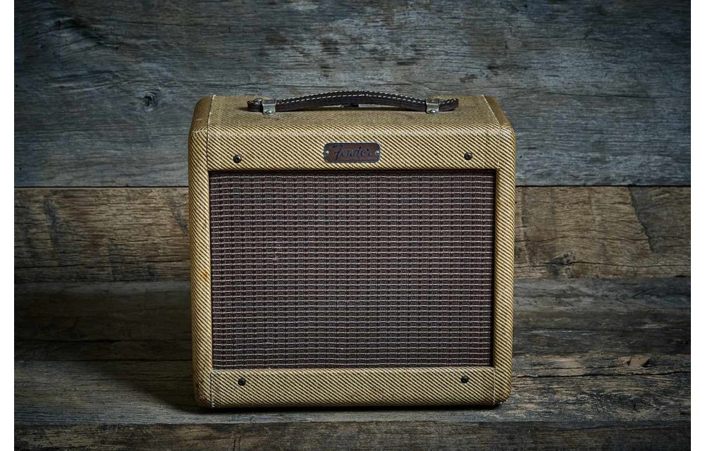 Fender Champ 'Tweed Narrow Panel'