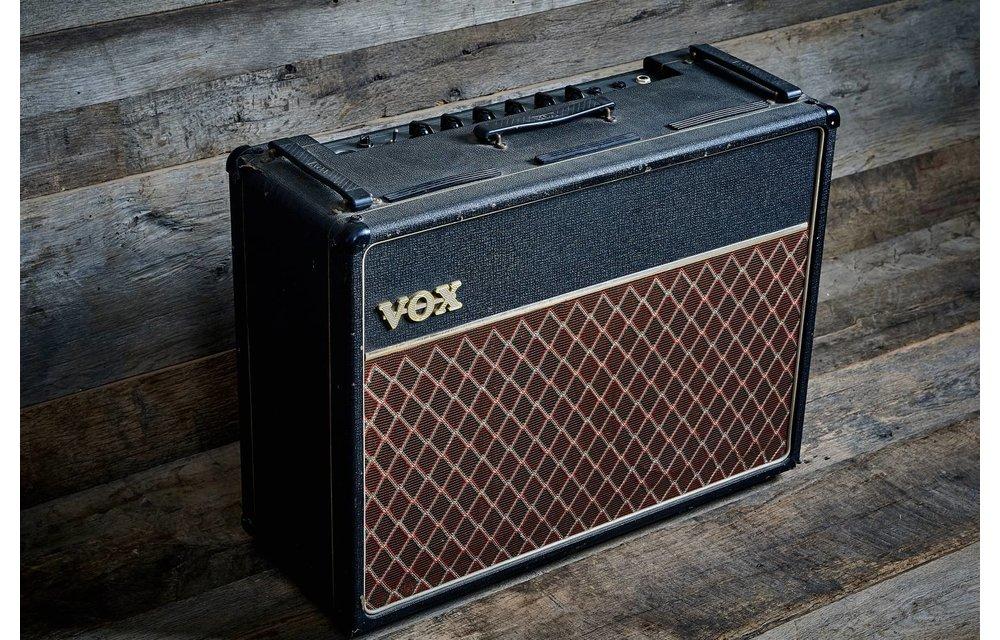 JMI VOX AC-30 1966 'Grey Panel'