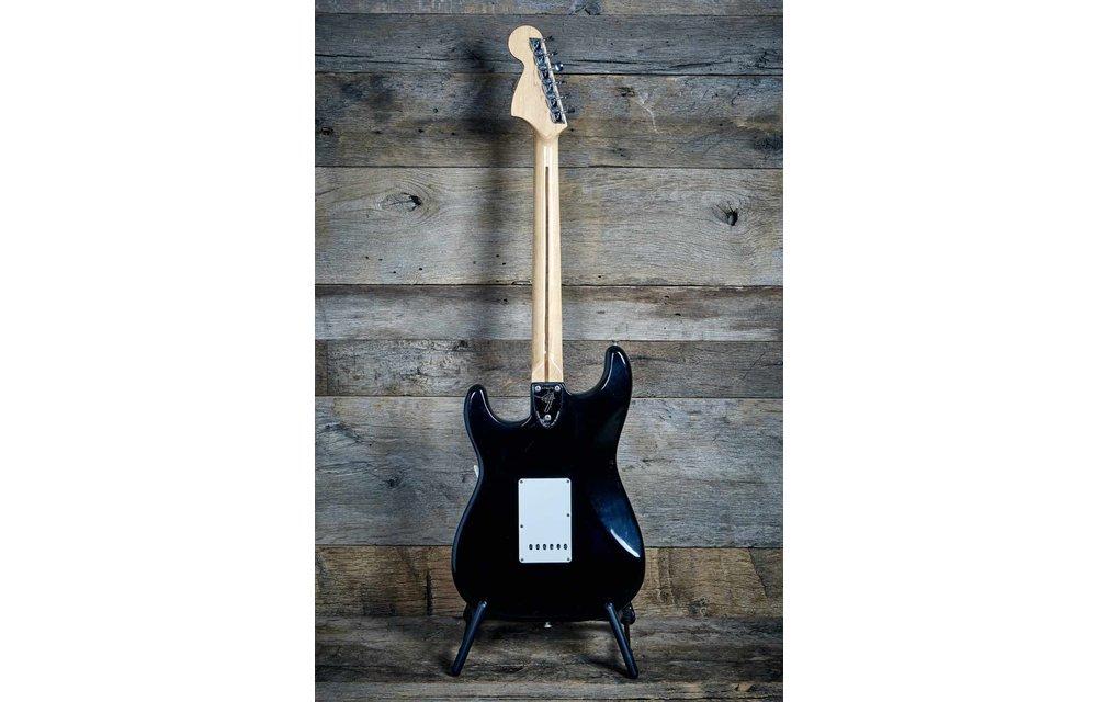 Fender Stratocaster 1974 Black Maple
