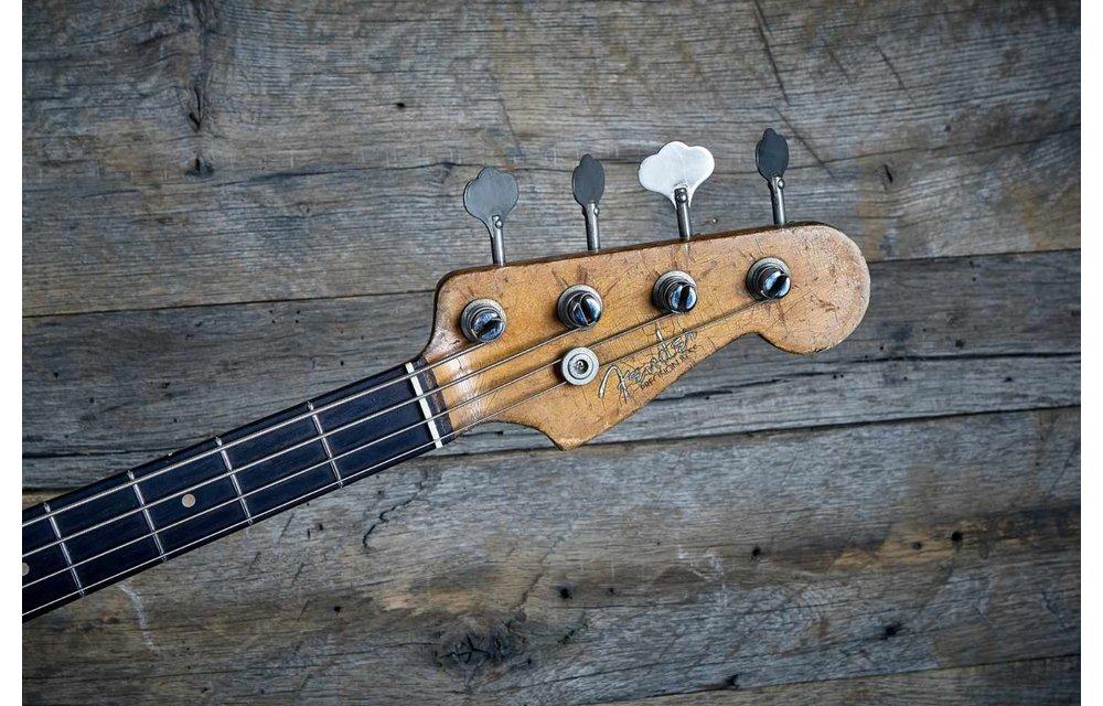 Fender Precision Bass 1961 Black