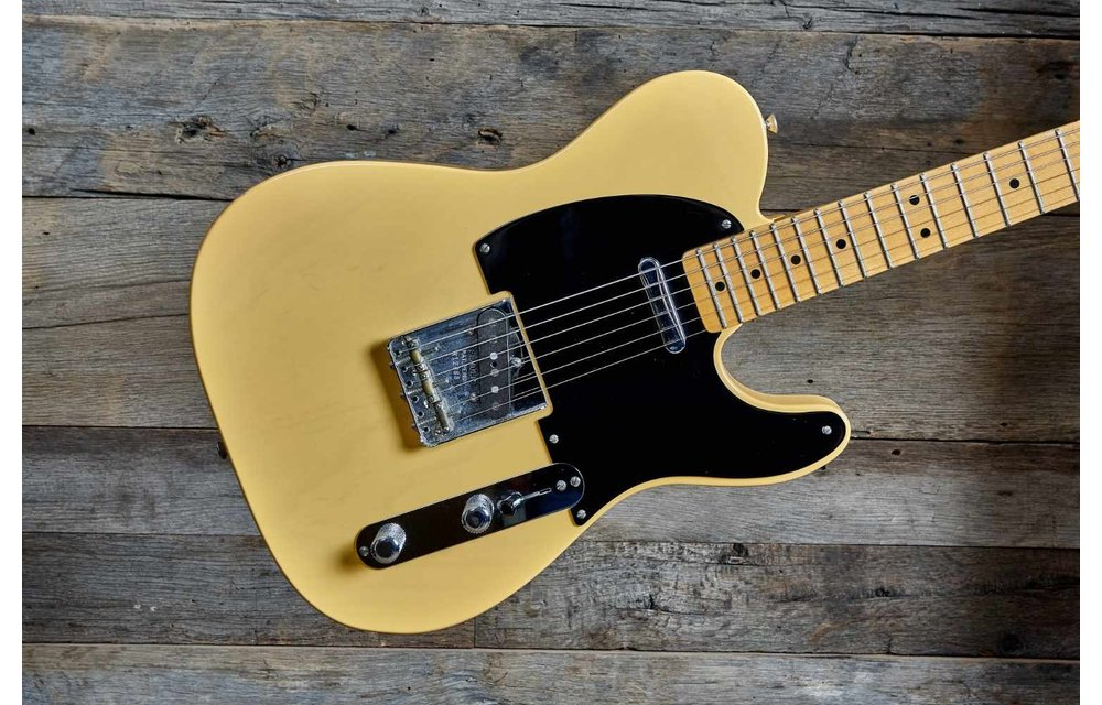 Fender Custom Shop Nocaster '51 NOS 2014 Butterscotch Blonde