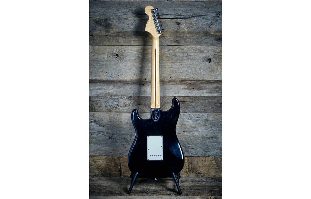 Fender Stratocaster 1975 Black Maple