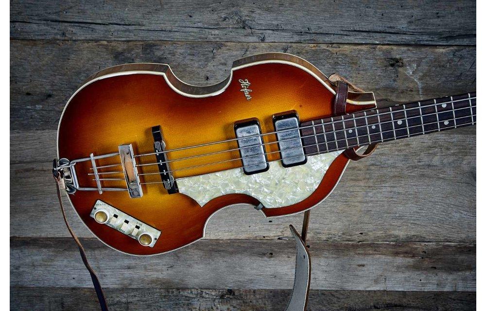 Höfner 500/1 'Cavern Bass' LTD ED Special NC 2001