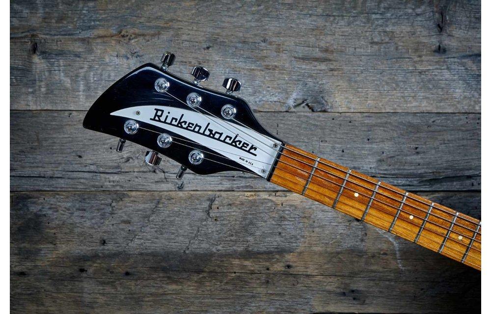 Rickenbacker 330-LH 1992 Jetglo