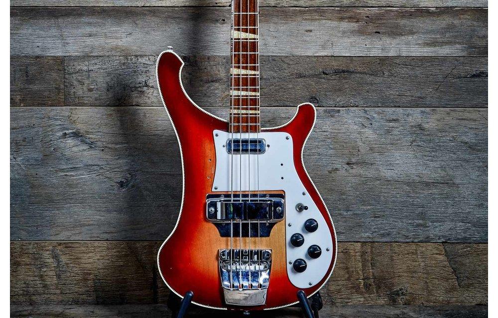 Rickenbacker 4001 1964 Fireglo