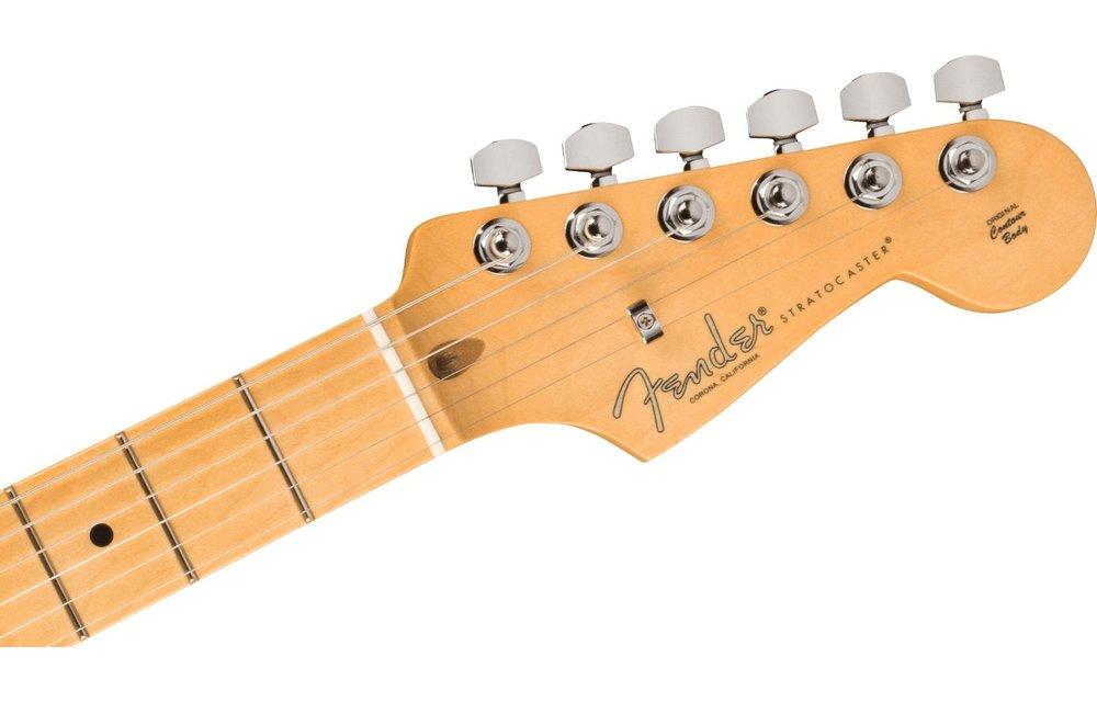 Fender American Professional II Stratocaster HSS, Maple Fingerboard, Roasted Pine