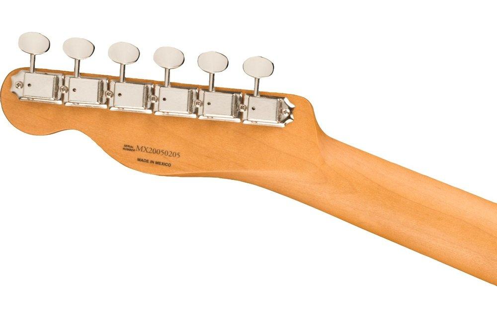 Fender Noventa Telecaster, Maple Fingerboard, Fiesta Red