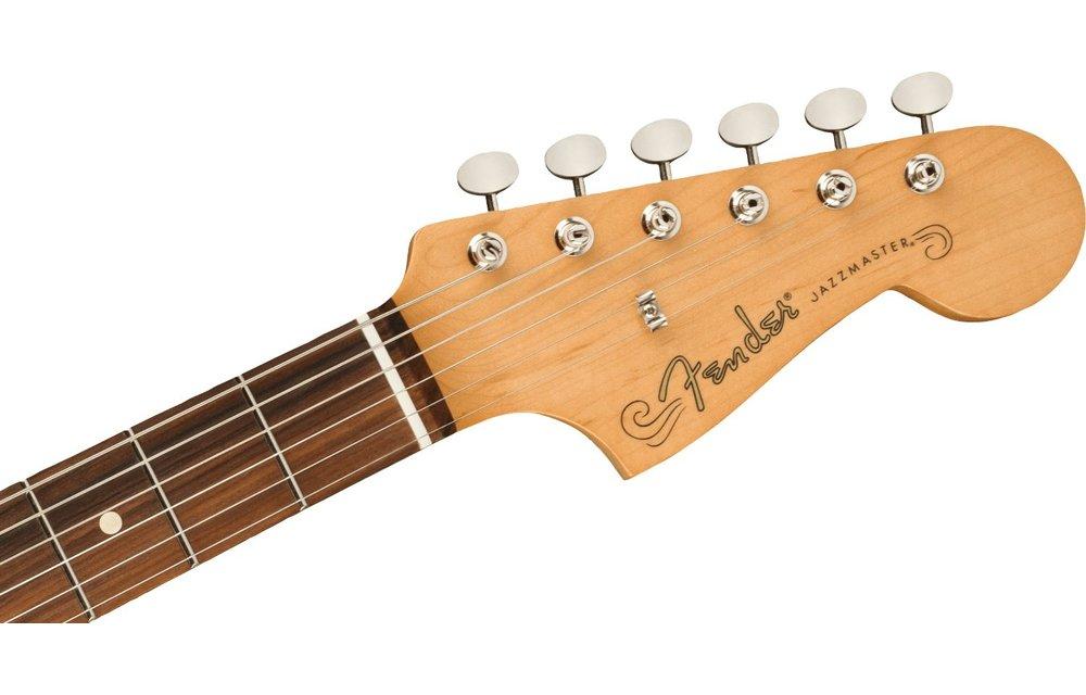 Fender Noventa Jazzmaster, Pau Ferro Fingerboard, Walnut