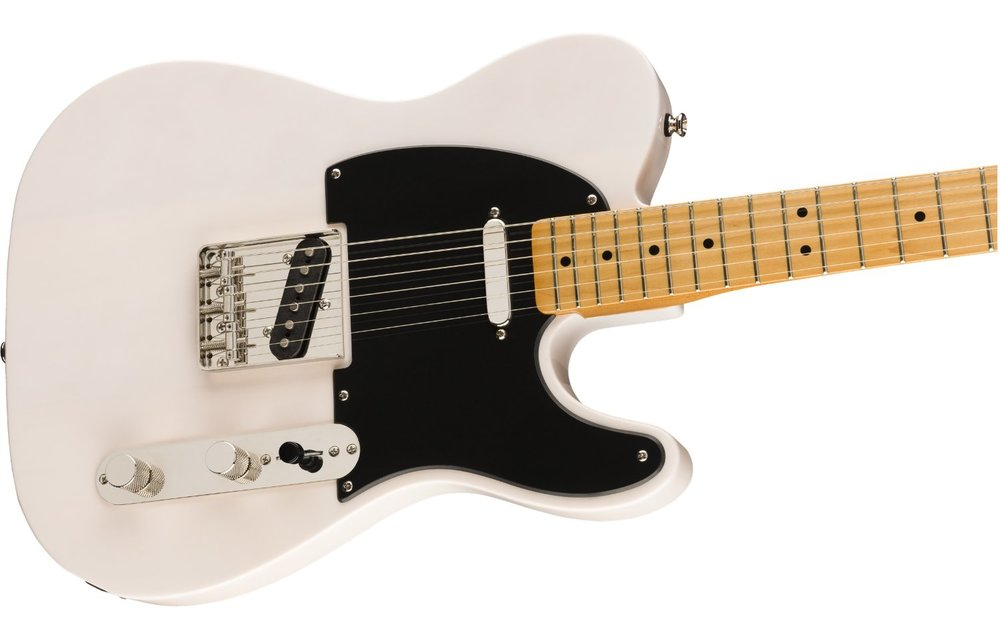 Squier Classic Vibe '50s Telecaster, Maple Fingerboard, White Blonde