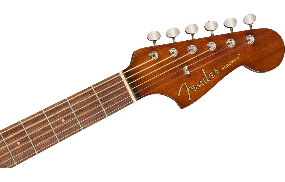 Fender Redondo Player, Walnut Fingerboard, Natural