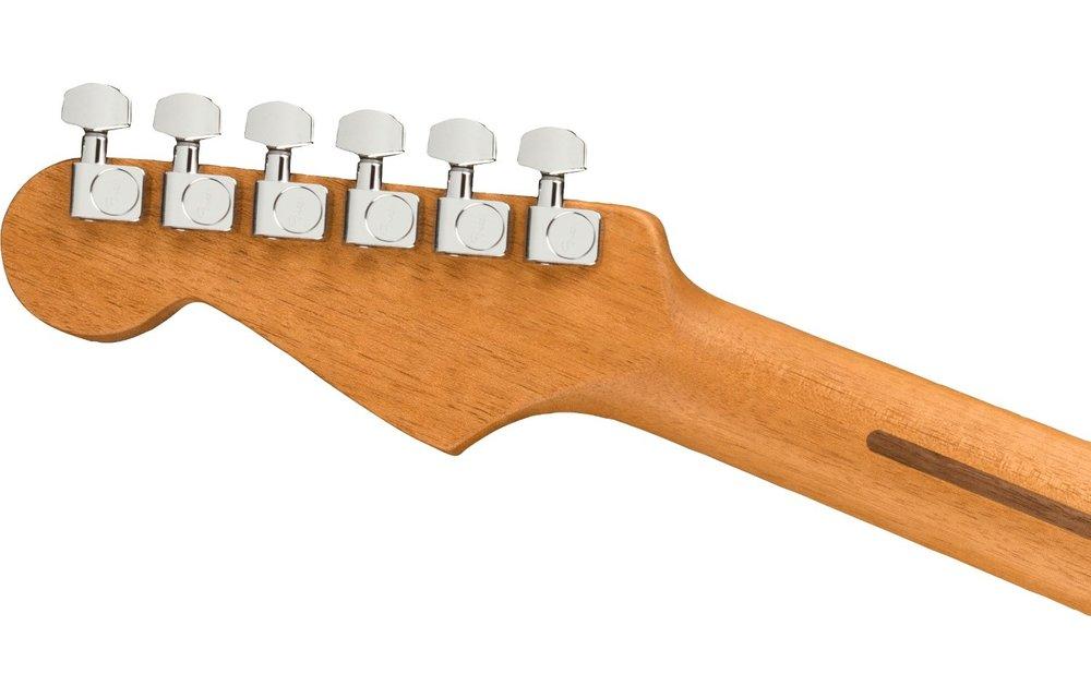 Fender American Acoustasonic Jazzmaster, Natural, Ebony Fingerboard