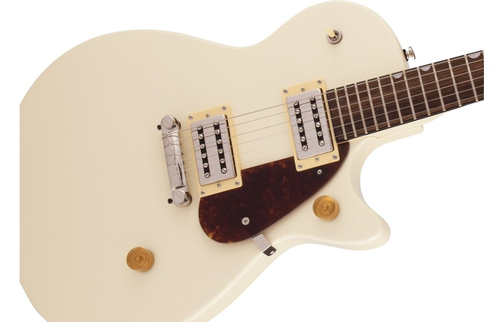 Gretsch G2210 Streamliner Junior Jet Club, Laurel Fingerboard, Vintage White