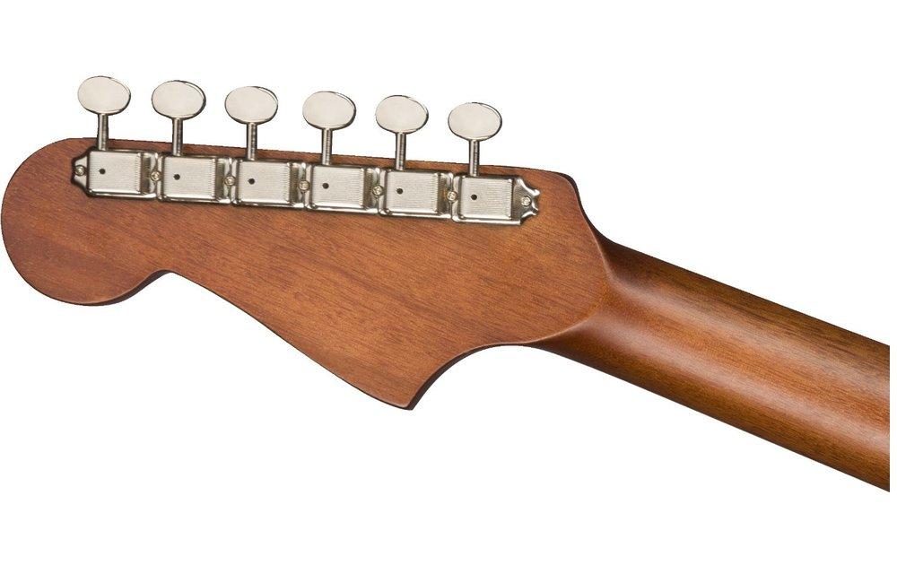Fender Malibu Player, Walnut Fingerboard, Sunburst