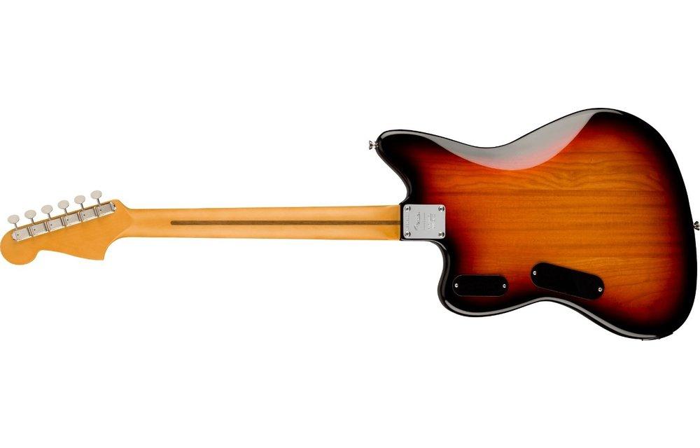 Fender Parallel Universe Volume II Spark-O-Matic Jazzmaster, Rosewood Fingerboard, 3-Color Sunburst