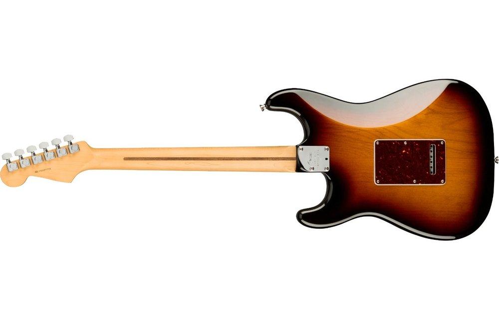 Fender American Professional II Stratocaster, Maple Fingerboard, 3-Color Sunburst
