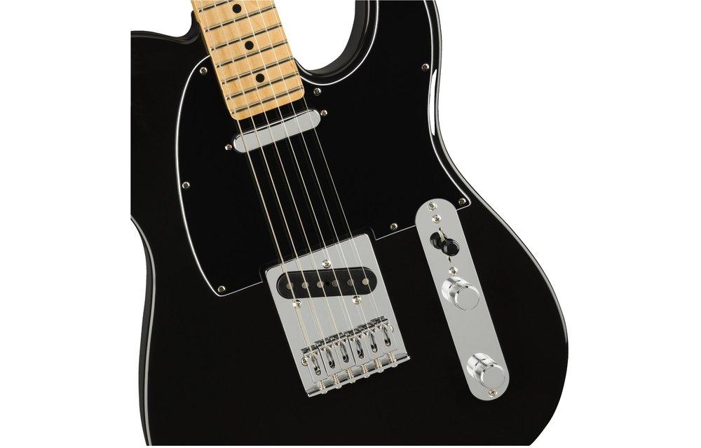 Fender Player Telecaster, Maple Fingerboard, Black