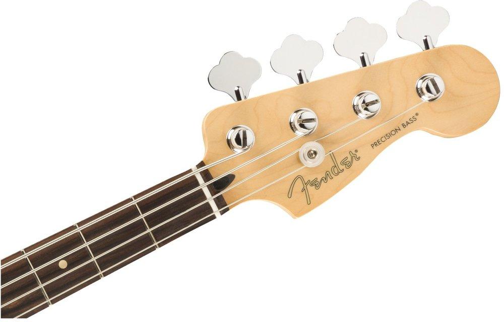 Fender Player Precision Bass, Pau Ferro Fingerboard, Capri Orange