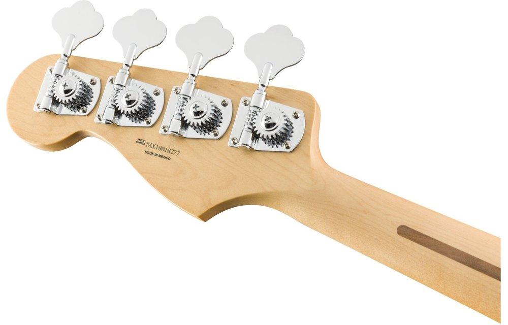 Fender Player Jazz Bass, Maple Fingerboard, 3-Color Sunburst