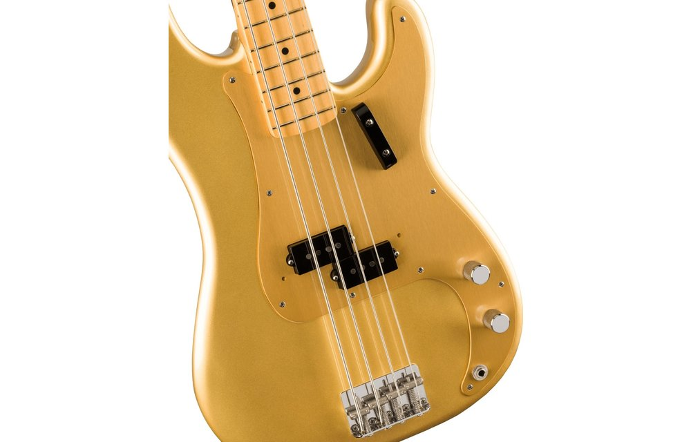 Fender American Original '50s Precision Bass, Maple Fingerboard, Aztec Gold