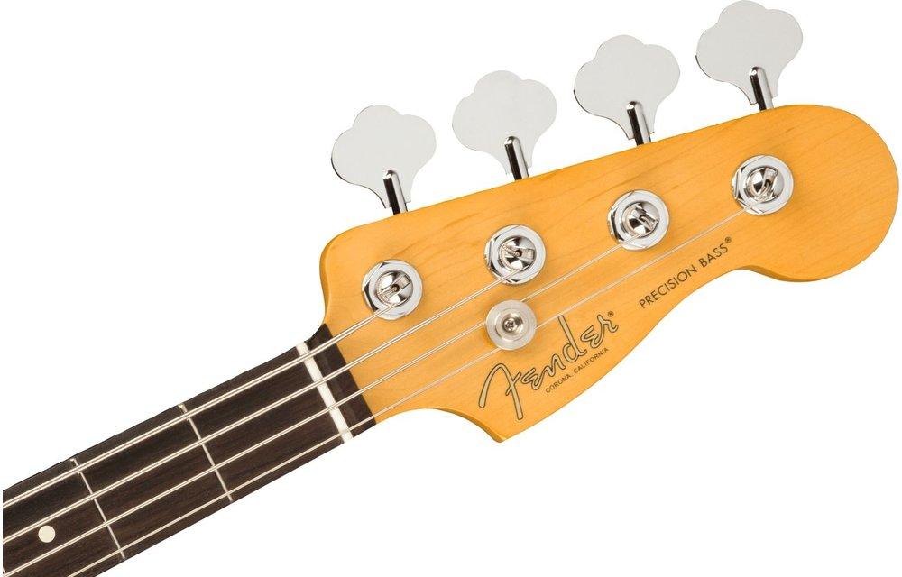 Fender American Professional II Precision Bass, Rosewood Fingerboard, 3-Color Sunburst