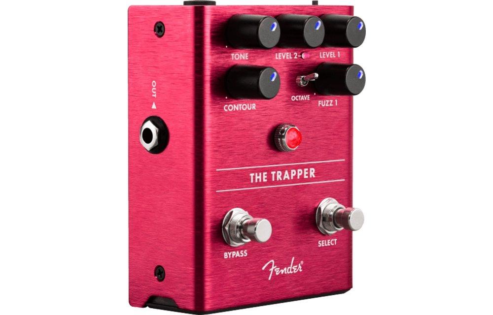 Fender The Trapper Dual Fuzz