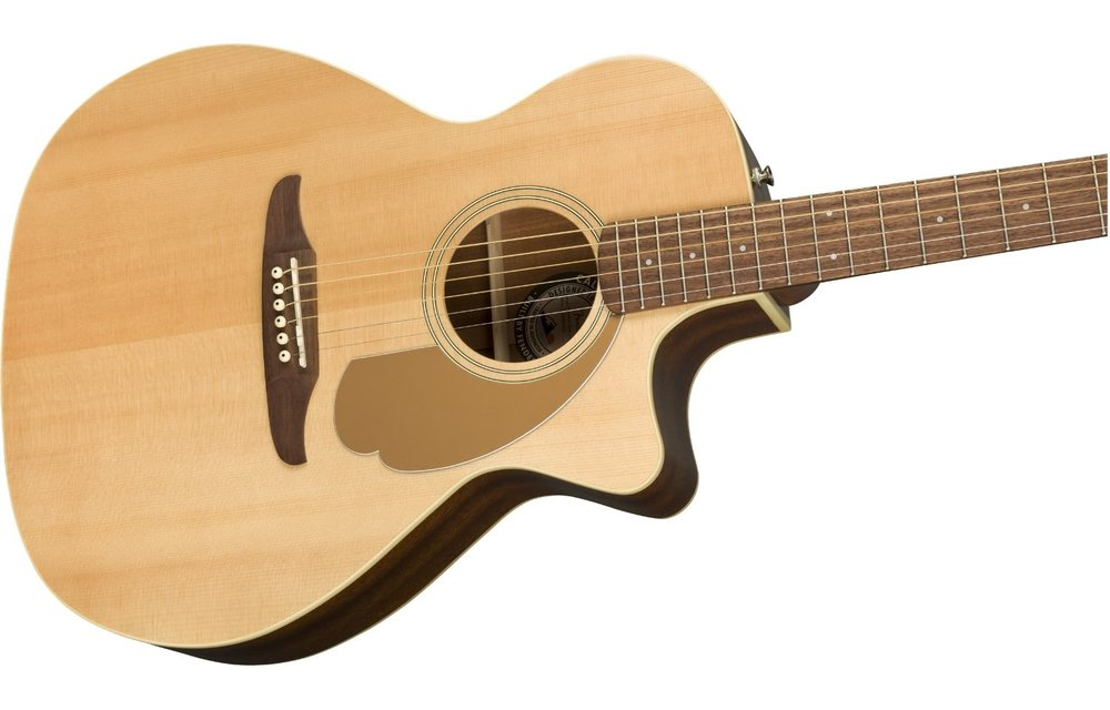 Fender Newporter Player, Walnut Fingerboard, Natural