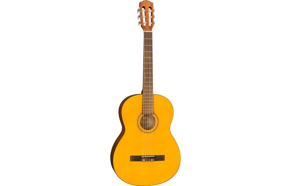 Fender ESC105 Educational Series, WN, Classical Guitar