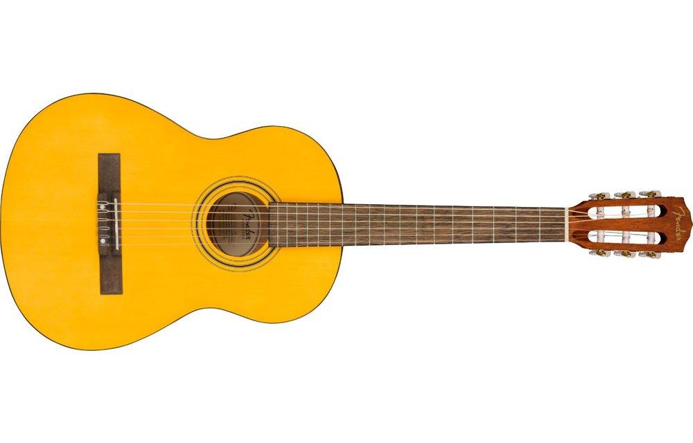 Fender ESC80 Educational Series, WN, Classical Guitar
