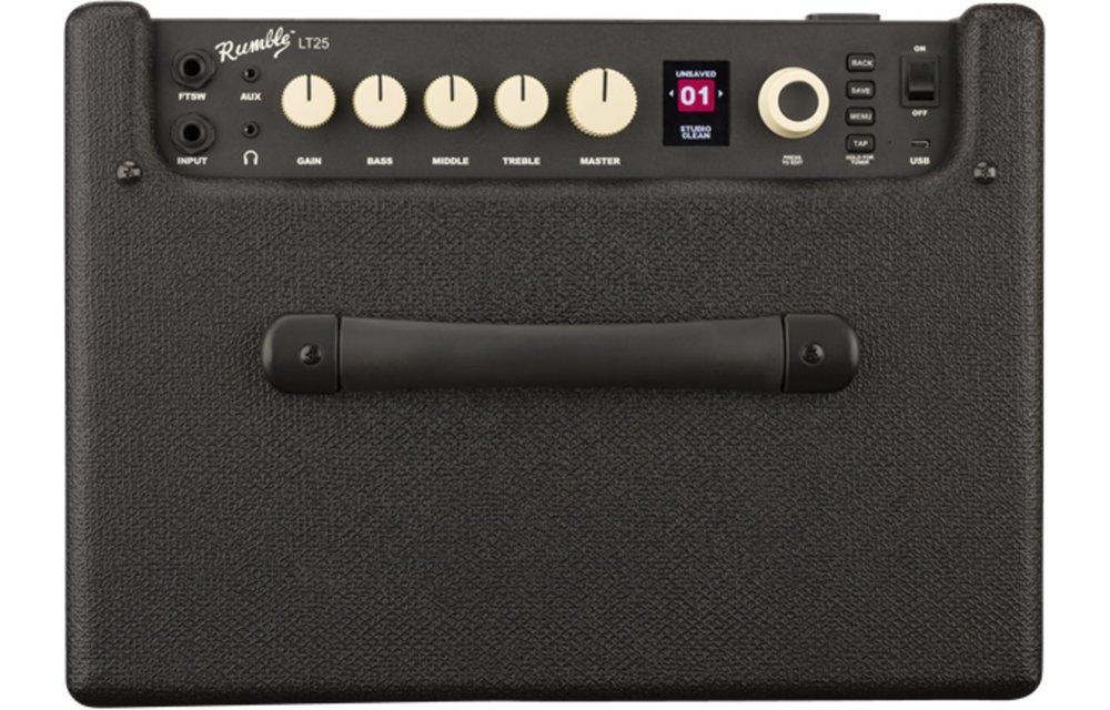 Fender Rumble LT25 Bass Amplifier