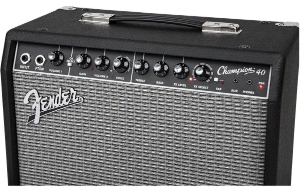 Fender Champion 40 Guitar Amplifier