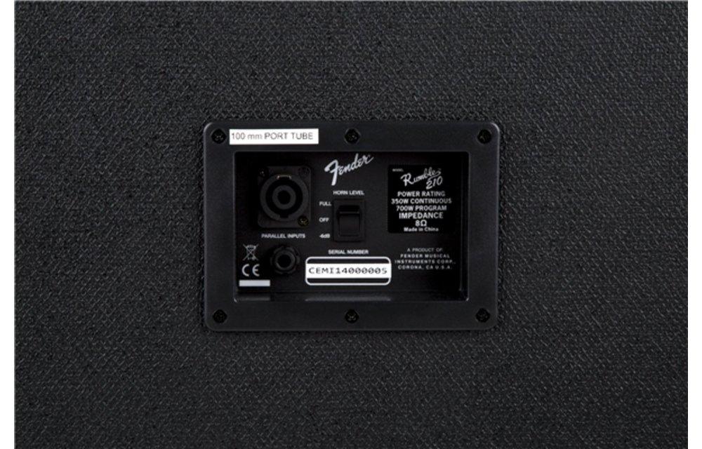 Fender Rumble 210 (V3) Bass Cabinet