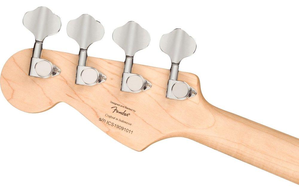 Squier Mini Precision Bass, Laurel Fingerboard, Dakota Red