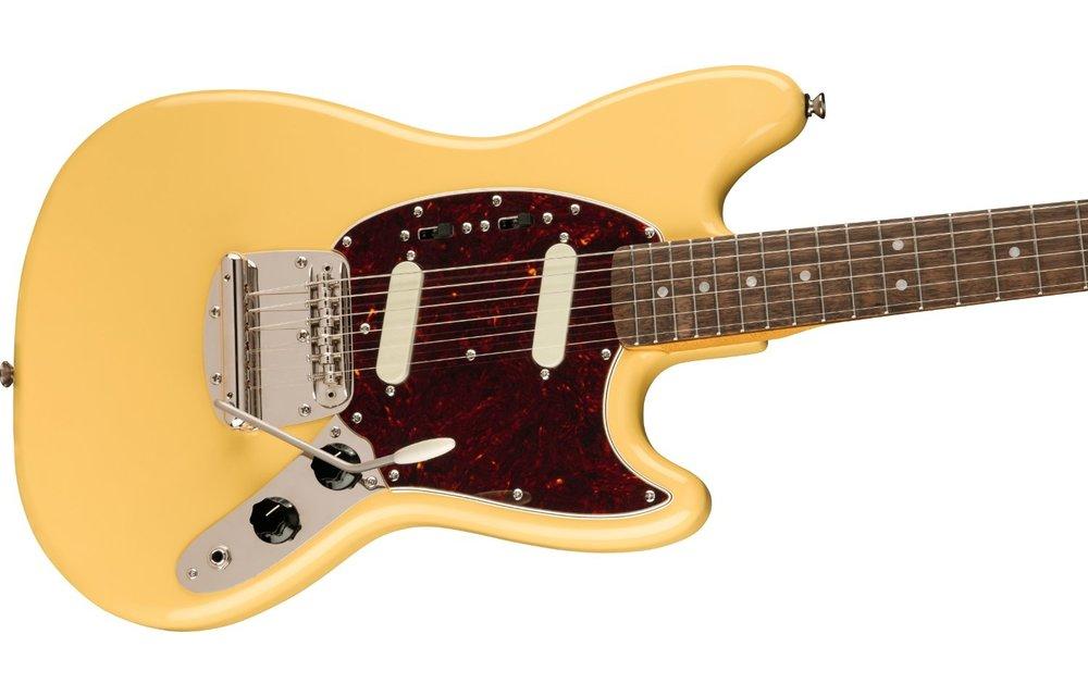 Squier Classic Vibe '60s Mustang, Laurel Fingerboard, Vintage White